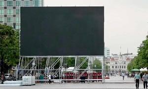TP HCM lắp 5 màn hình phục vụ CĐV