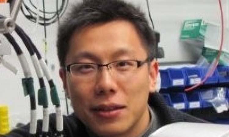 Hongjin Tan, cựu nhân viên công ty năng lượng Phillips 66 ở Oklahoma, Mỹ. Ảnh: Linkedln.