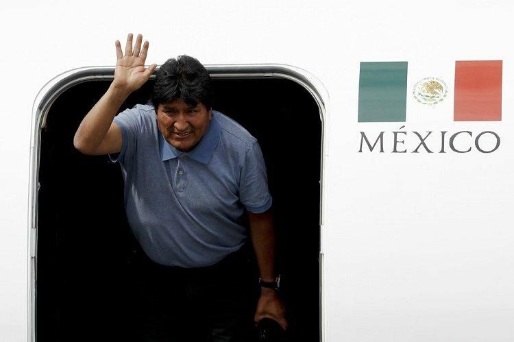 Các cuộc biểu tình rầm rộ kéo dài nhiều tuần đã buộc Morales phải từ chức hôm 10/11. Ảnh: AP.