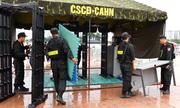 Hơn 1.000 cảnh sát bảo vệ an ninh trận gặp UAE