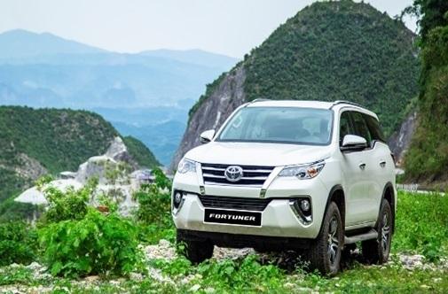 Xe Toyota nhiều ưu đãi dịp cuối năm