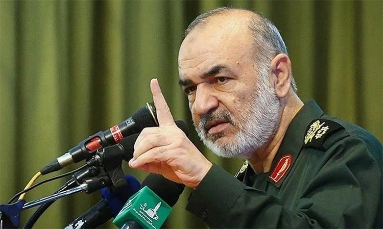 Tư lệnh Vệ binh Cách mạng Iran, thiếu tướng Ho