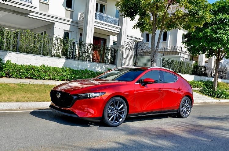 Mazda3 Sport.