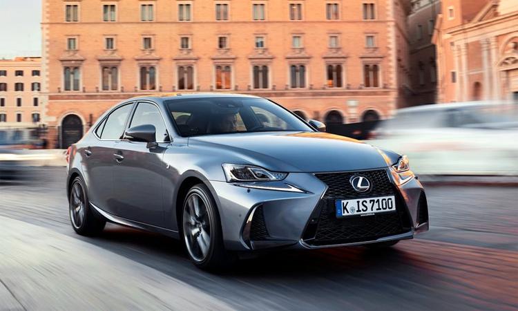 Lexus IS - mẫu xe đáng tin cậy nhất của thương hiệu đáng tin cậy nhất. Ảnh: Lexus