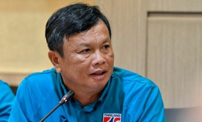Sirisak bất ngờ với việc Thái Lan trắng tay trên sân Malaysia. Ảnh: SiamSport