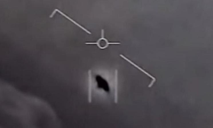 UFO xuất hiện trên cảm biến hồng ngoại của tiêm kích Super Hornet. Video: US Navy.