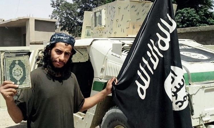 Chiến binh IS tại Syria năm 2014. Ảnh: AFP.