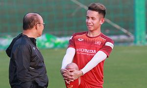 Hồng Duy: Trận đấu với Thái Lan sẽ rất khó khăn