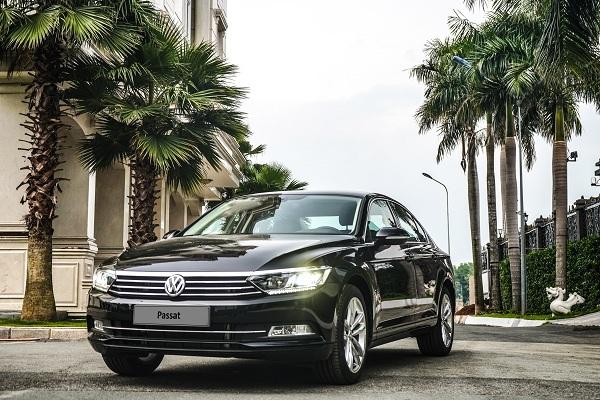 Volkswagen Passat tại Việt Nam.