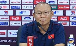 Ông Park phát hiện điểm yếu của Thái Lan