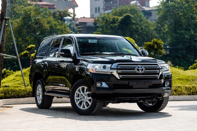Toyota Land Cruiser - biểu tượng bền bỉ của xe Nhật