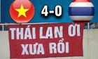 Ảnh chế U23 Việt Nam thắng đậm U23 Thái Lan