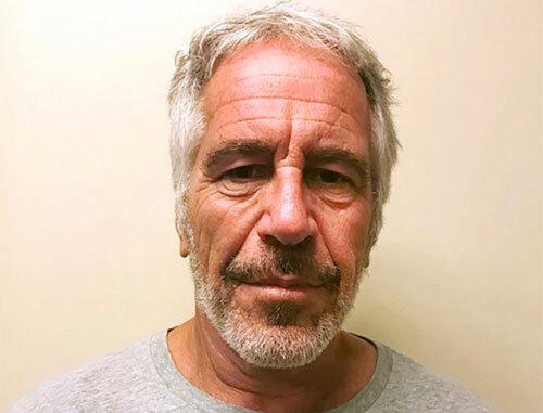 Tỷ phú Jeffrey Epstein. Ảnh: New York Police