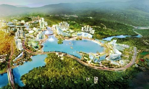 Huyện đảo Vân Đồn. Ảnh: PV