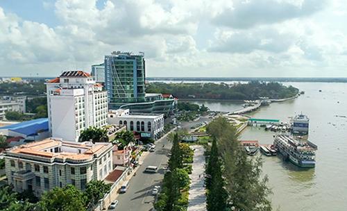 Bến Ninh Kiều tại Cần Thơ. Ảnh: Quang Vinh