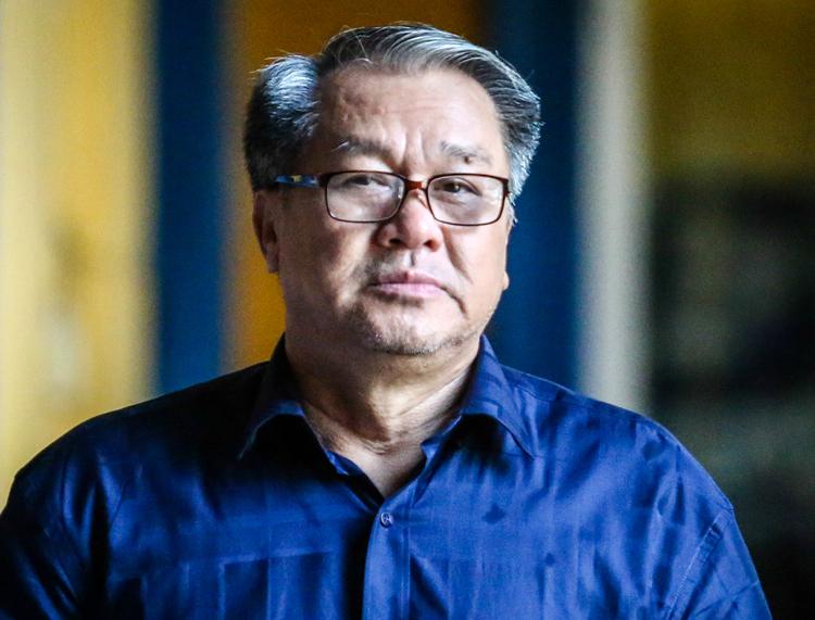 Ông Danh trong quá trình xét xử hồi năm ngoái. Ảnh: Thành Nguyễn.