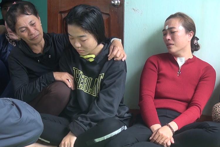 Gia đình ngóng tin thuyền viên mất tích ở Hàn Quốc