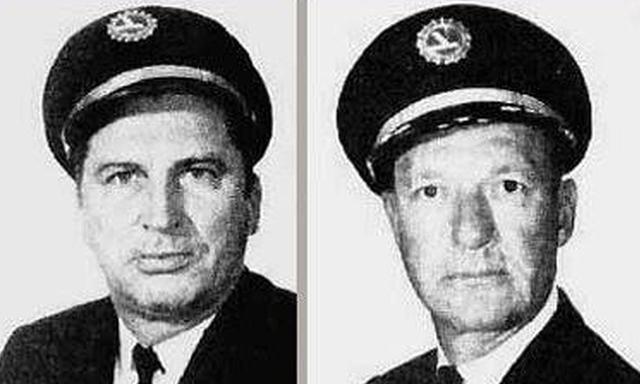 Don Repo (trái) và Bob Loft. Ảnh: Ozy.