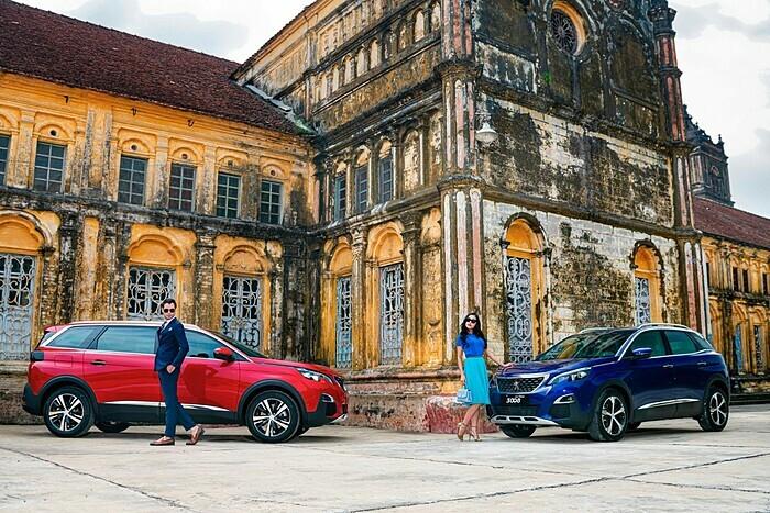 Peugeot ưu đãi dịp Giáng sinh - 1