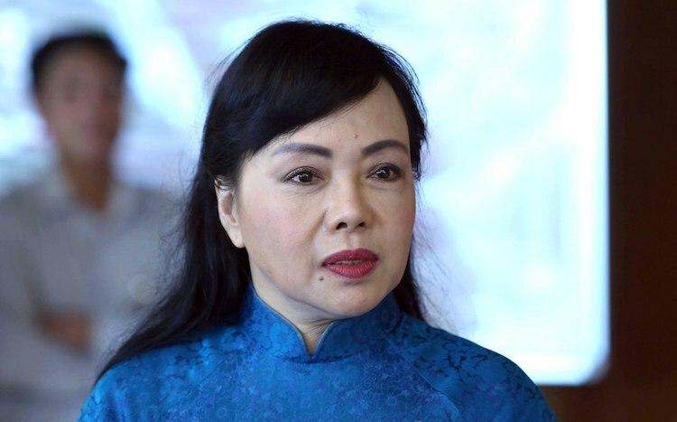 Bà Nguyễn Thị Kim Tiến. Ảnh: Ngọc Thắng