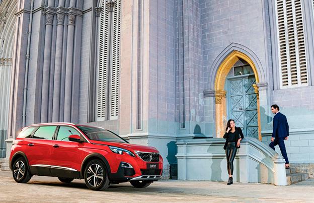 Peugeot ưu đãi dịp Giáng sinh - 2