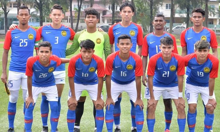 Malaysia có ba cầu thủ của đội U19 trong đội hình dự SEA Games. Ảnh: FAM.