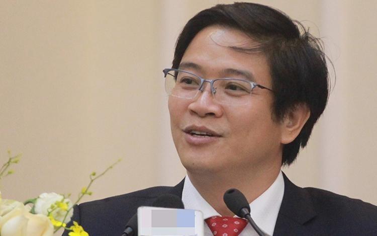 Ông Thái Văn Tài chia sẻ vào chiều 22/11. Ảnh: Dương Tâm