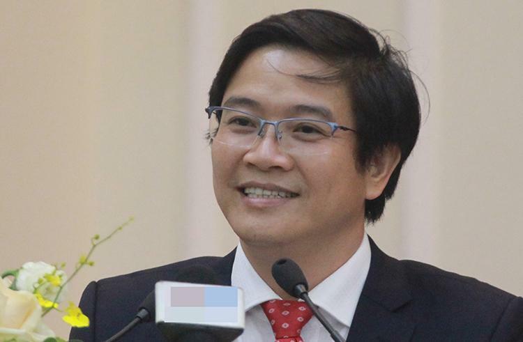 Ông Thái Văn Tài, Vụ trưởng Giáo dục tiểu học. Ảnh: Văn Vương