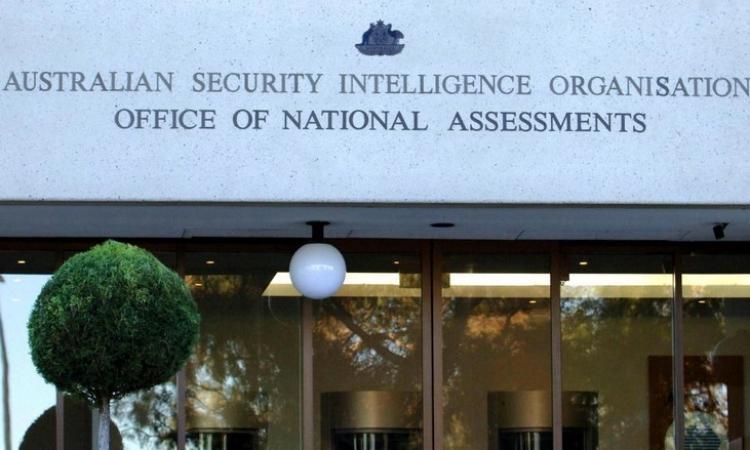 Trụ sở của Tổ chức Tình báo An ninh Australia (ASIO). Ảnh: ajhs.info.
