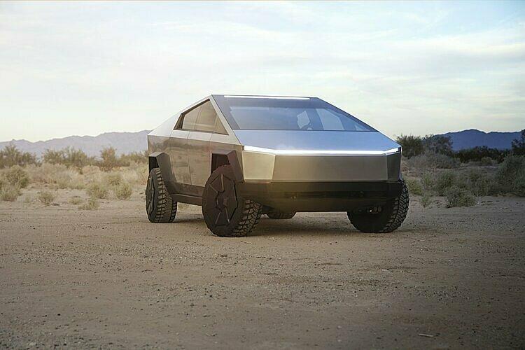 Xe bán tải thuần điện của Tesla, Cybertruck.
