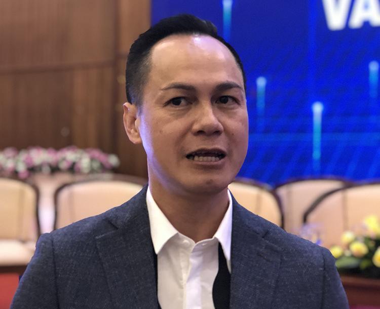 PGS Dương Minh Hải cho rằng nhà khoa học phải đi sát nhu cầu của doanh nghiệp. Ảnh: HM