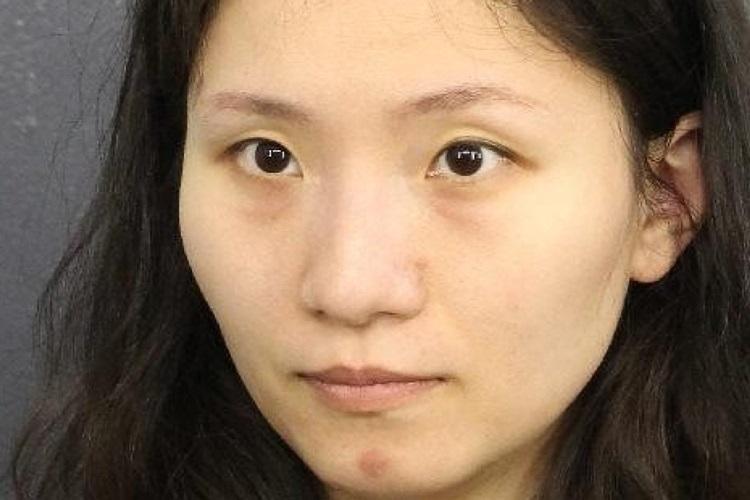 Zhang Yujing, công dân Trung Quốc bị Mỹ kết án 8 tháng tù hôm 25/11. Ảnh: SCMP.
