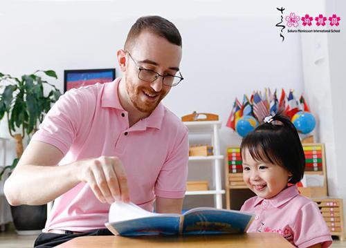 Các bạn nhỏ luôn hào hứng và thích thú trong mỗi hoạt động học tập, khám phá