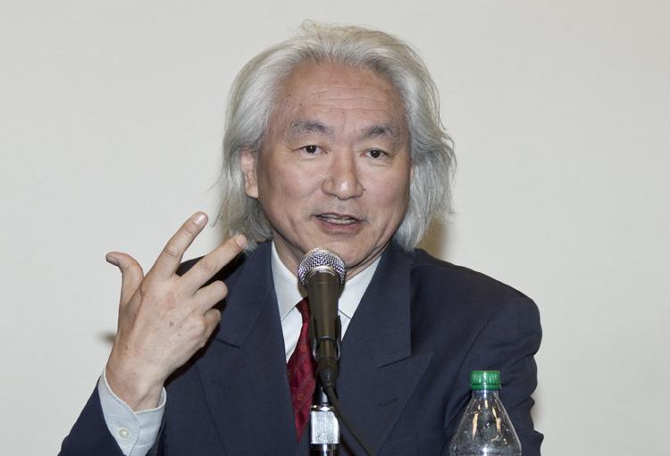 Nhà vật lý lý thuyết Michio Kaku. Ảnh:Shutterstock