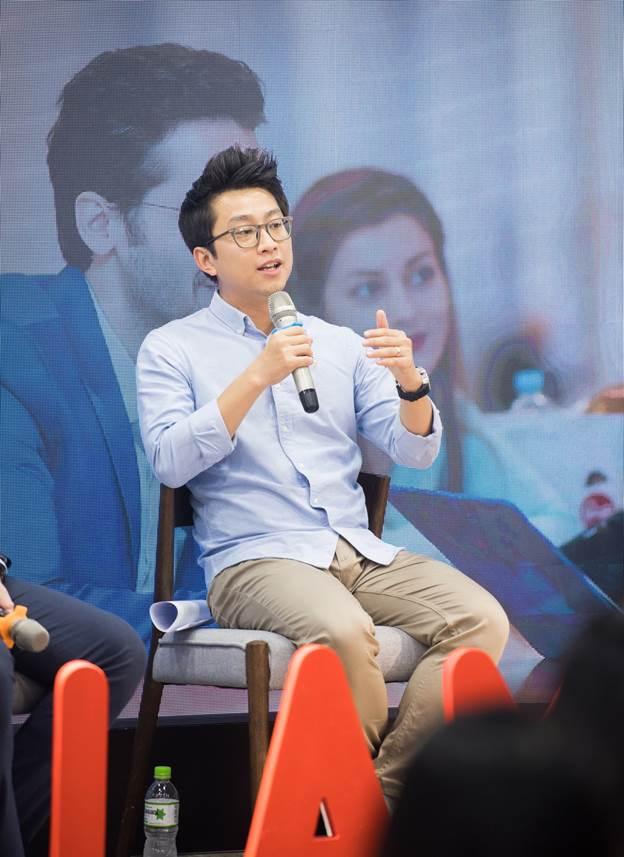 Anh Trần Minh Duy học Thạc sĩ tại New Zealand từ năm 2015.