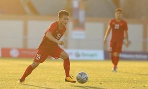 Đội trưởng Quang Hải chia sẻ sau trận thắng Lào 6-1