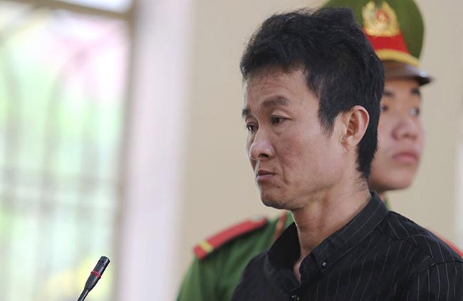 Huỳnh Ngọc Việt. Ảnh: Đắc Thành.