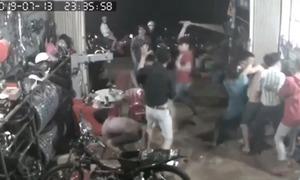 Nhóm thanh niên xông vào nhà hành hung người dân ở Bình Phước
