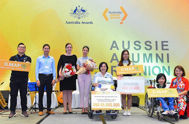 Tổ chức giáo dục Australia do các giáo sư Australia và quốc tế thành lập hỗ trợ cho nhiều chương trình thiện nguyện.
