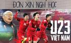 Những lá đơn xin nghỉ bá đạo để cổ vũ U23 Việt Nam