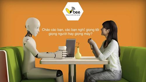 Sản phẩm ứng dụng công nghệ AI chuyển đổi văn bản tiếng Việt thành giọng nói (Text-To-Speech).