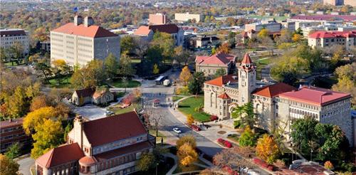 Kansas là trường Đại học công lập có thứ hạng cao nhất tại bang Kansas, Mỹ.