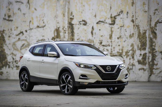 Nissan Qashqai 2020 giá từ 23.200 USD