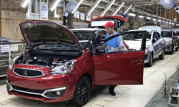 Đông Nam Á ế ẩm rung hồi chuông báo động với ôtô Nhật