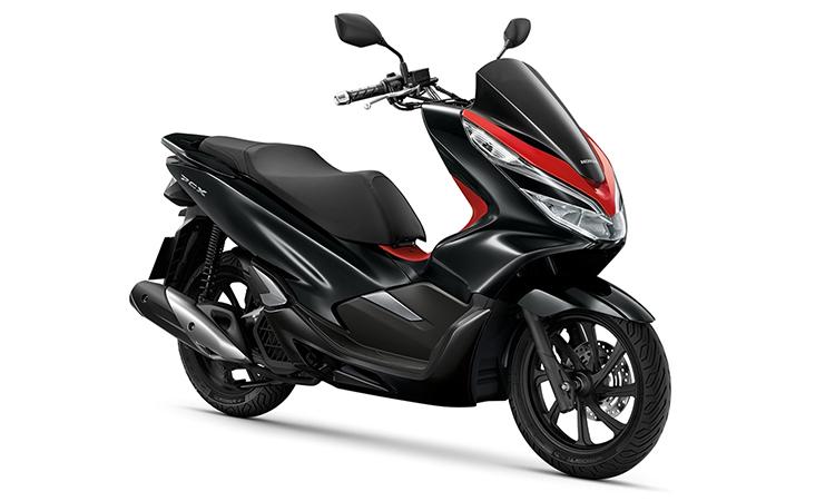 Honda PCX 150 mới ra mắt tại Thái Lan.