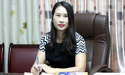 TS Lê Thị Mỹ Hà. Ảnh: Dương Tâm