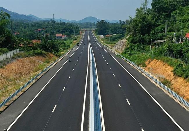 Cao tốc Bắc Giang - Lạng Sơn. Ảnh: Bá Đô.