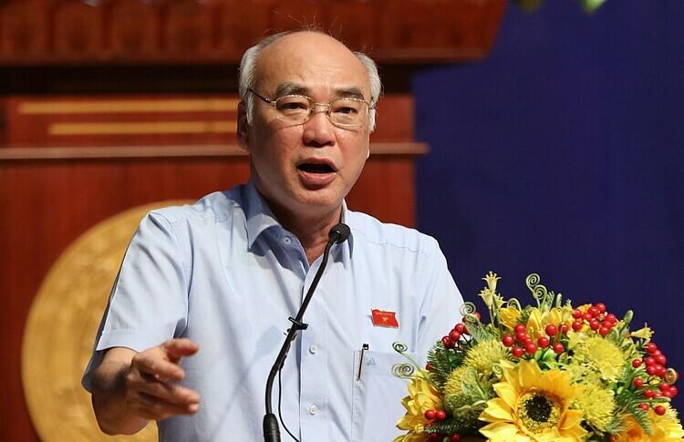 Ông Phan Nguyễn Như Khuê. Ảnh: Quỳnh Trần