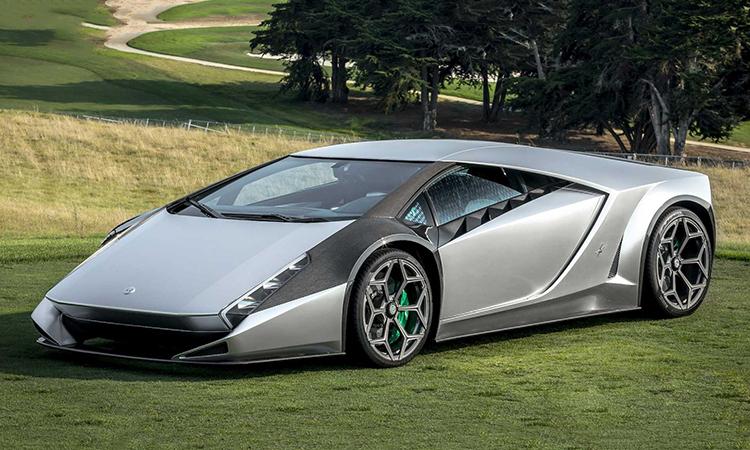 Lamborghini Kode 0.
