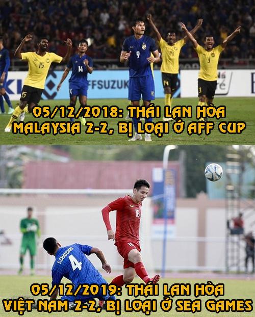 Người Thái sẽ phải có những toan tính thật kĩ nếu phải thi đấu vào ngày 5/12.